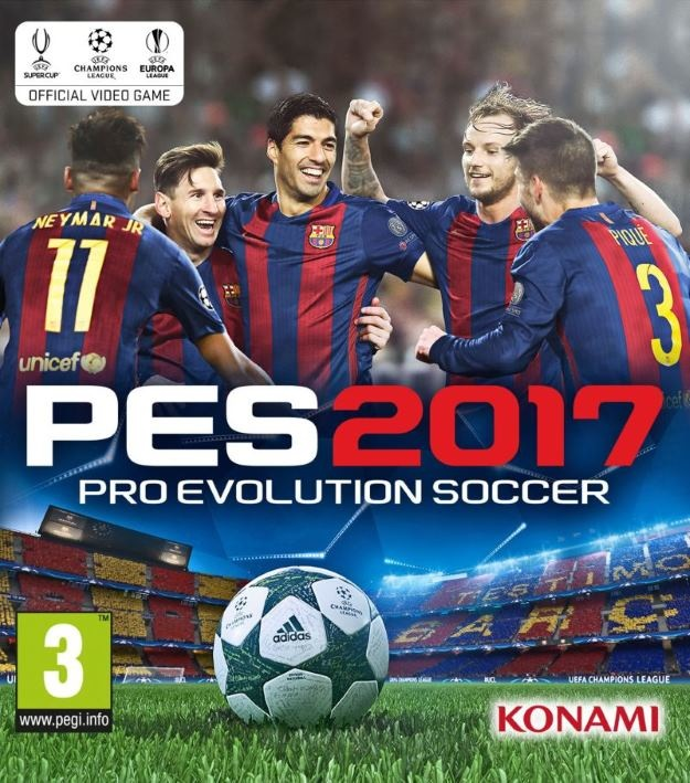Pro Evolution Soccer 2017 [PC] - Full Unlocked