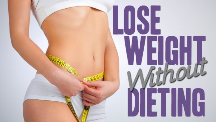 Simple Tips To Lose Weight Without Diet And Exercise