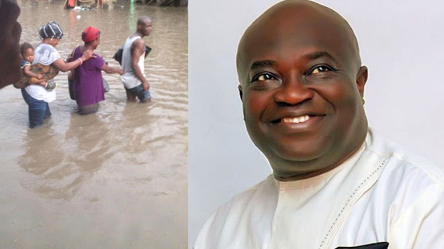 'May Your Life Be As Beautiful As Ngwa Road Aba' - Facebook User Pens Down Happy Birthday Wish For Gov. Okezie Ikpeazu