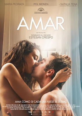 AMAR - Opera prima de Esteban Crespo - poster pelicula