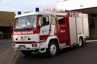 Tanklöschfahrzeug 16/25 Erfurt-Bischleben