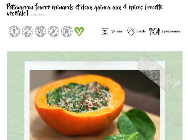 https://heureuxquicommemaurice.fr/potimarron-quinoa-epinards-epices-vegan/