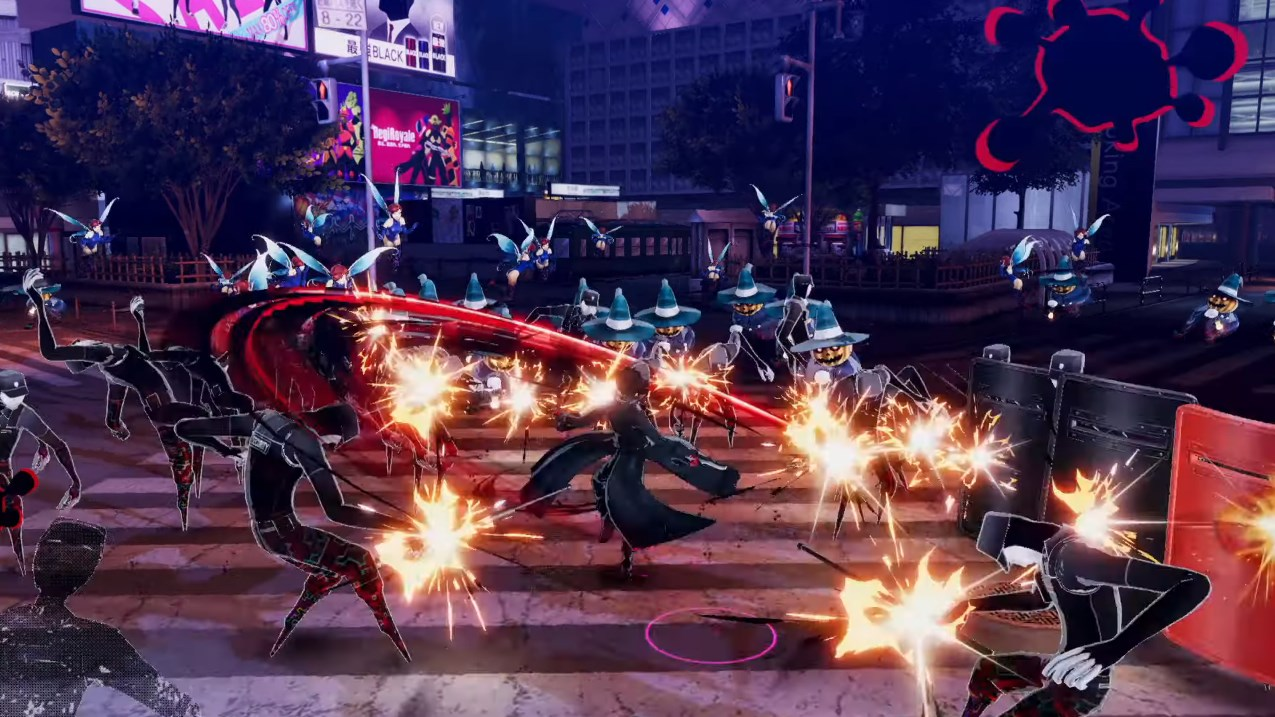 Persona 5 Strikers - Complete Guide To Accessories