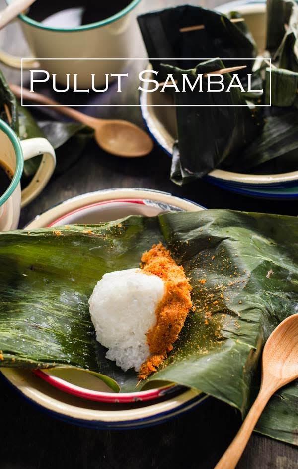 Pulut sambal Kuala Kedah