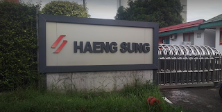 PT. Haeng Sung Raya Indonesia