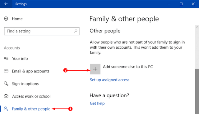 Ways to Login to Windows 10 with Gmail Account