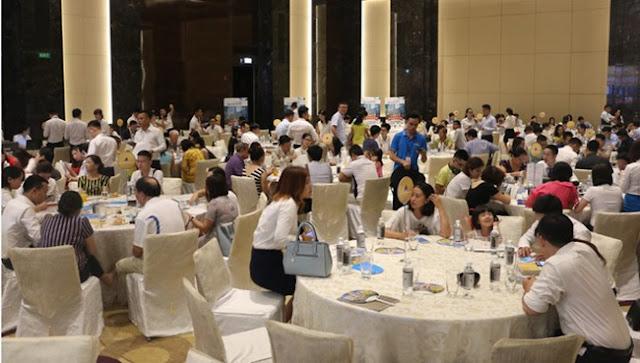Lễ mở bán thu hút rất đông khách hàng tham dự