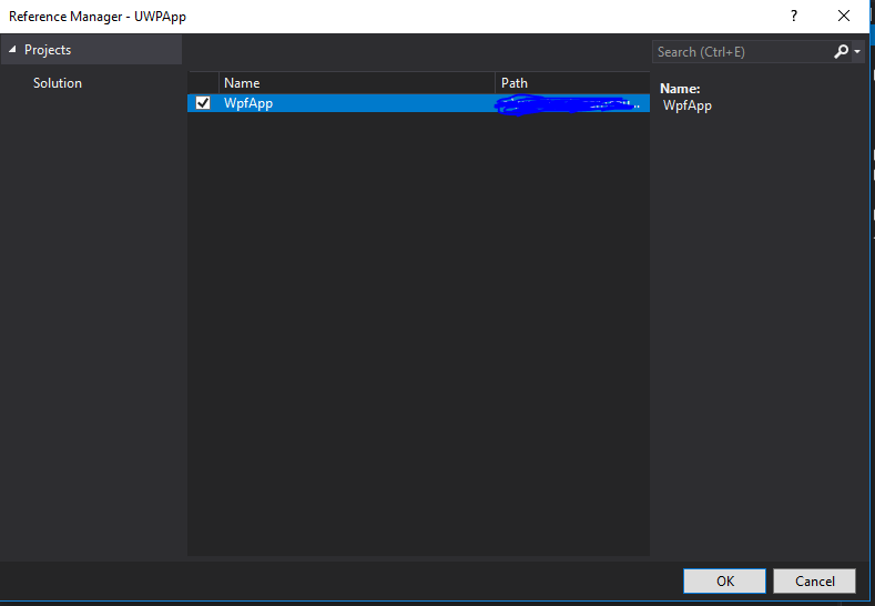 How to convert WPF project to UWP App | Dishant Shah
