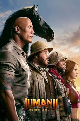 Jumanji: The Next Level 2019 DVD R1 NTSC Latino