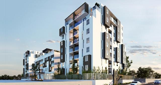 Apartamentos en Zona 5 Vidali