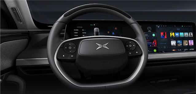 XPeng-P7-Wing-interior