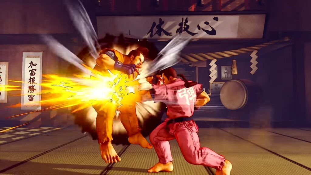STREET FIGHTER V CELEBRATES FIFTH ANNIVERSARY