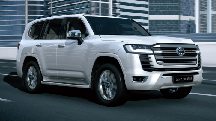 BREAKING: Toyota restricting exports of Land Cruiser SUV due to security