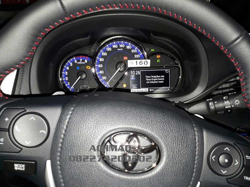Harga New Toyota Yaris Trd 2018 Grill Grand Veloz Facelift Makin Kaya Fitur Tetap Sama Menambah Sensasi Sporty Indonesia Menyematkan Paddle Shift Untuk Sportivo Cvt Membantu Pengemudi Merasakan Pergantian Gigi