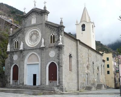 Chiesa San Giovanni Battista a Riomaggiore