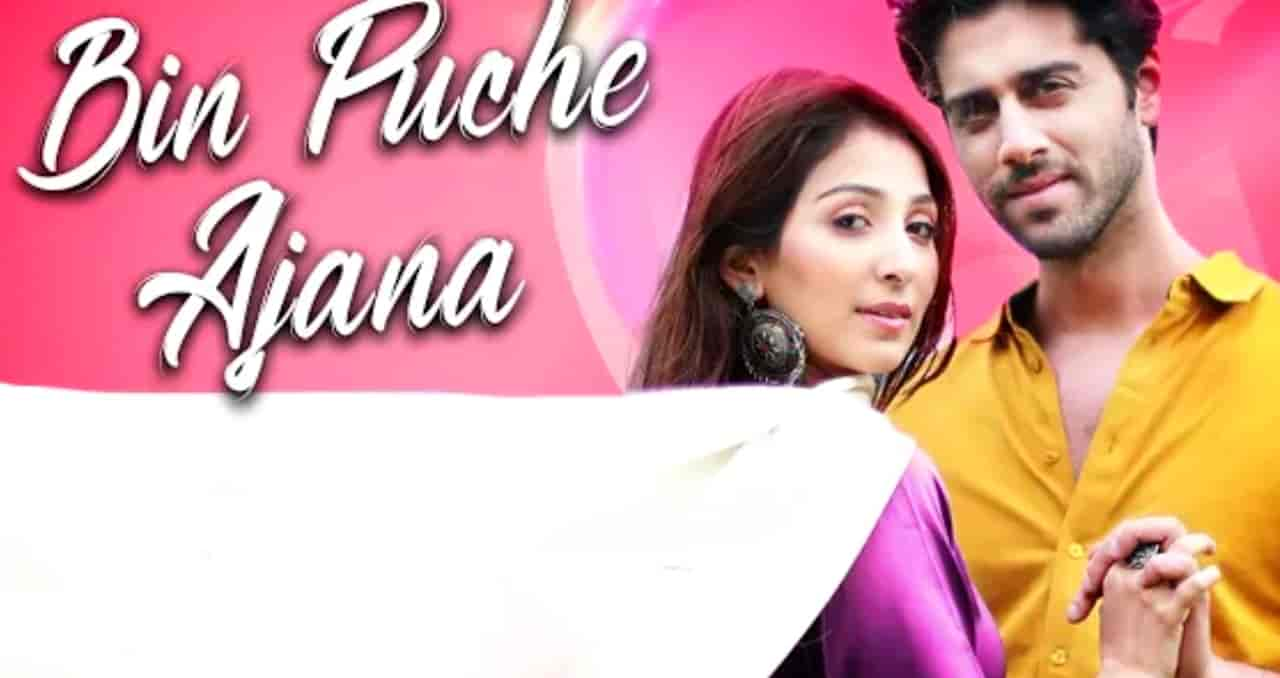 Bin Puche Ajana Hindi Song Image Features Ami Mishra