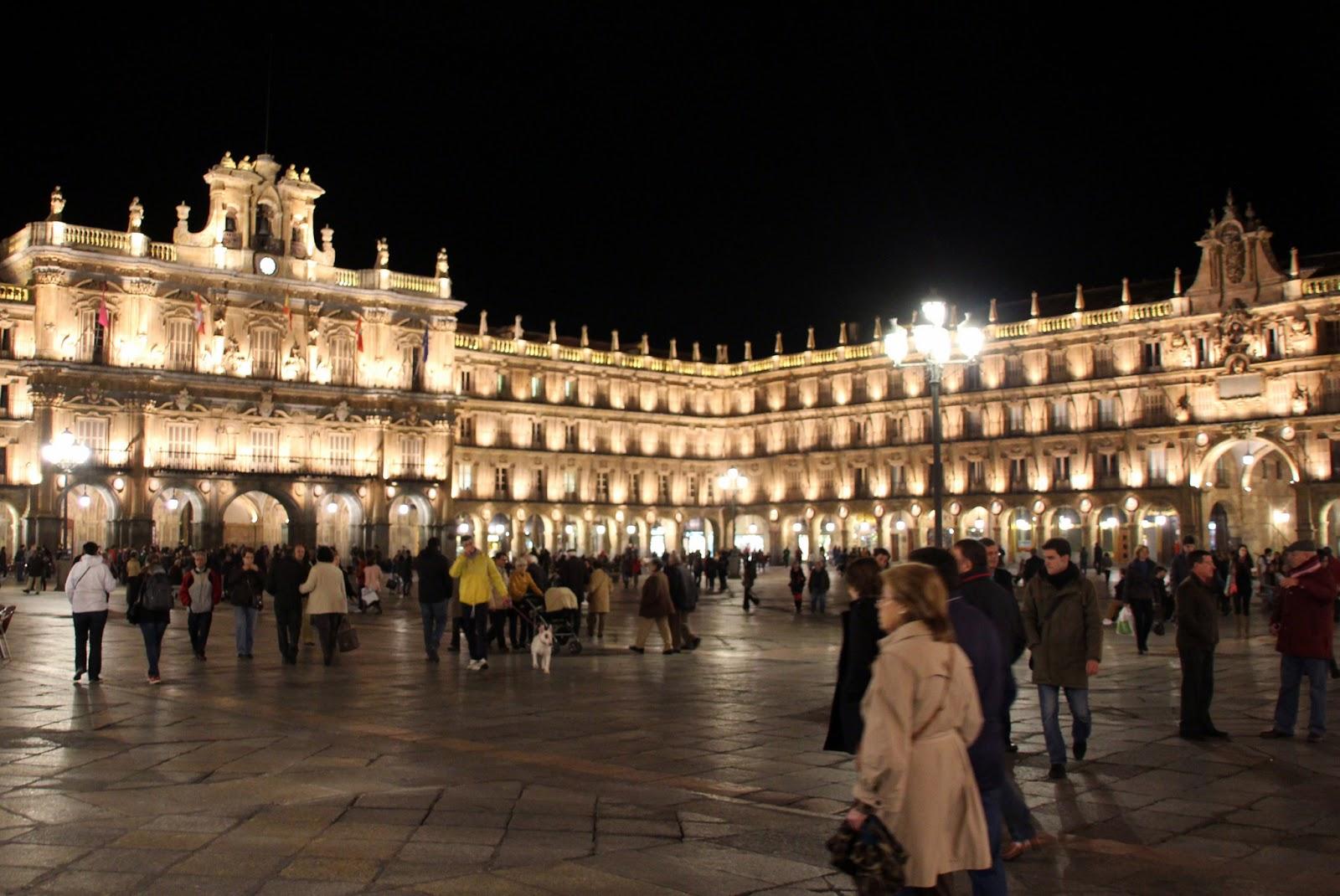 Adiós Salamanca