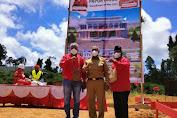 DPD PDI Perjuangan Papua Barat Bangun Gedung Sekretariat