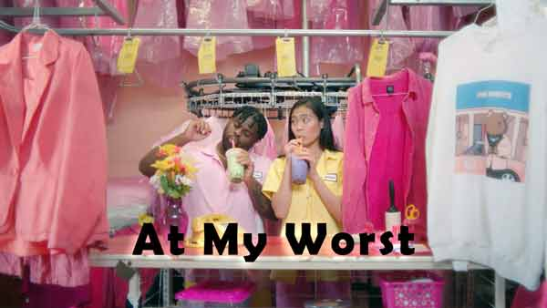 pink sweats at my worst lyrics