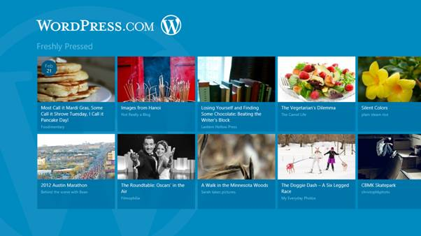 Free WordPress.com Blog