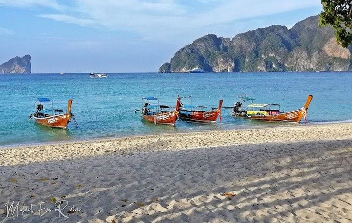 Playas-en-Islas-Phi-Phi