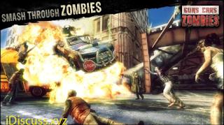 Guns, Cars and Zombies Mod Apk v2.0