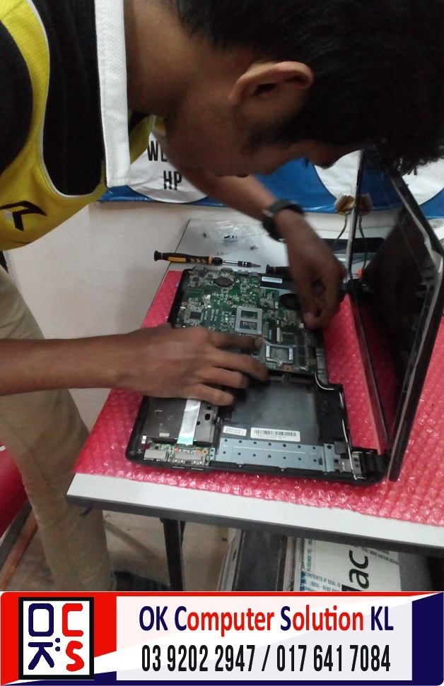 [SOLVED] STUCK AT WINDOWS ASUS A43S | REPAIR LAPTOP CHERAS 10