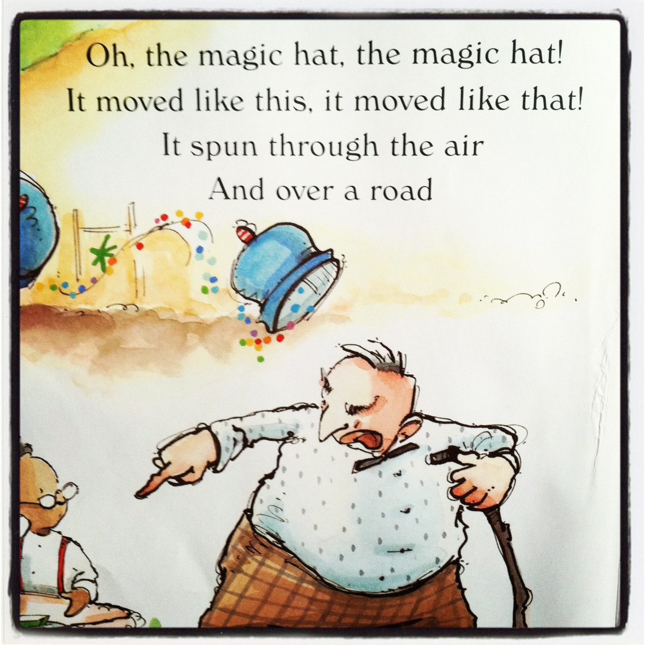 Pen Pals Amp Picture Books The Magic Hat