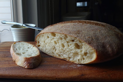 Sourdough Bread: Part ii – The Finished Loaf