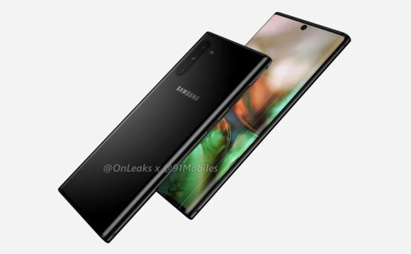 Samsung Galaxy Note 10 Release date and Price, note 10 specs