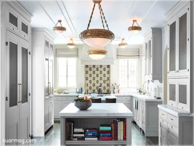 مطابخ مودرن خشب 11   Modern Wood kitchens 11