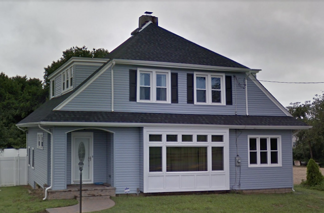 262 Creek Rd, Delran, NJ, Burlington County Sears Maywood model Googe streetview front view