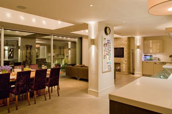 Hogares frescos c mo transformar tu hogar con los for Iluminacion de interiores led
