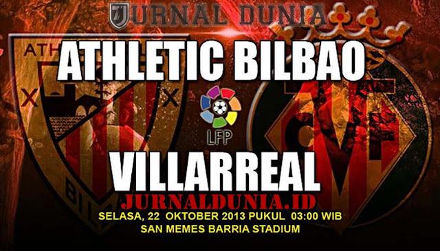 Prediksi Athletic Bilbao vs Villarreal , Senin 22 Februari 2021 Pukul 03.00 WIB