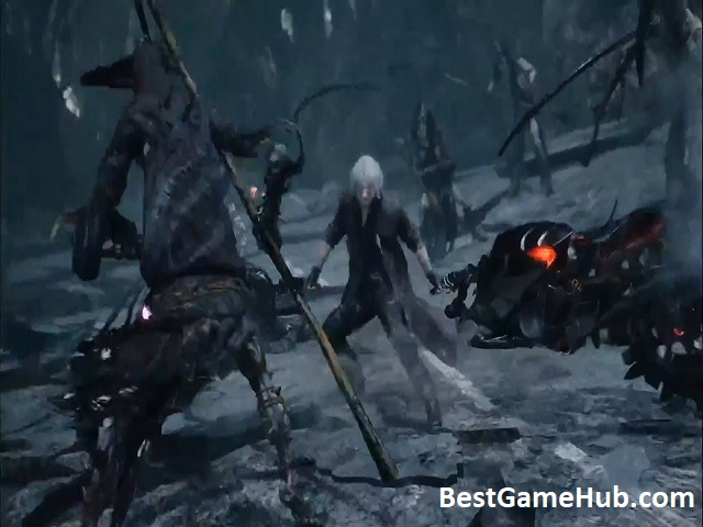 Devil May Cry 5 iso Download Free