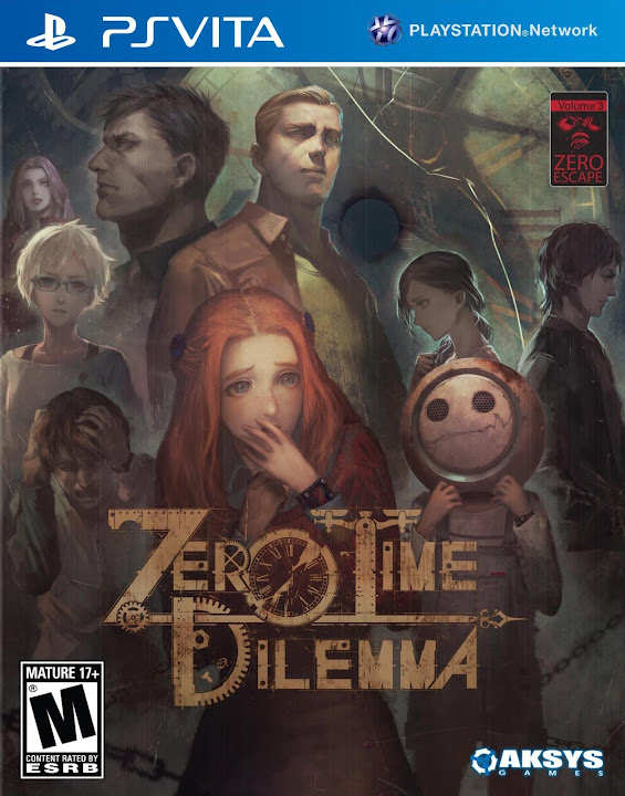 Zero Escape: Zero Time Dilemma (USA) [NoNpDrm] PS VITA