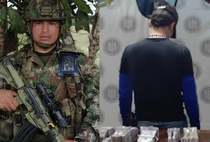 Capitán del Ejército no accedió a soborno ofrecido por un capturado en Caquetá