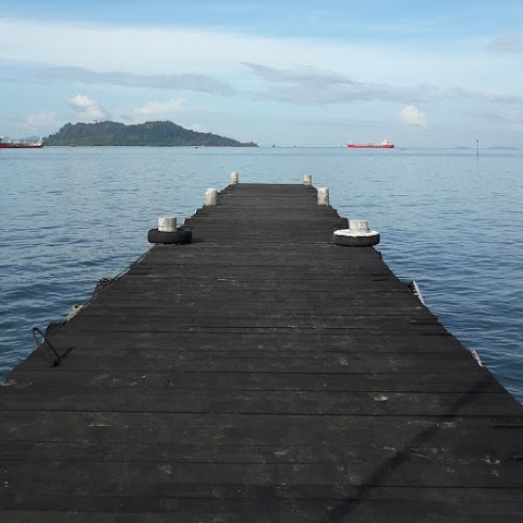 Surga Kecil di Perairan Sibolga, Pasirnya Bak Bedak Tabur.