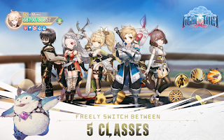 Download Light of Thel Apk MMORPG English