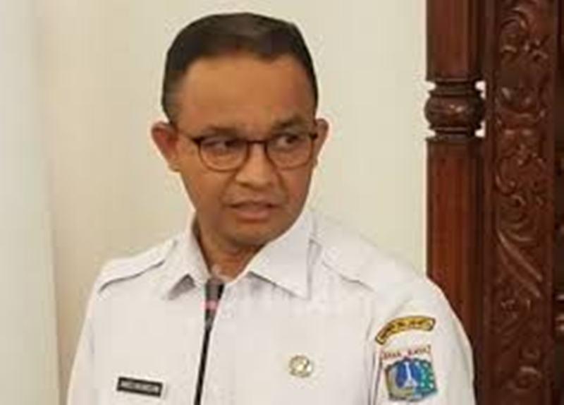 Pendapatan daerah Turun, Gubernur DKI Jakarta Anies Baswedan Minta Bantu Pemerintah Pusat Atasi Banjir Jakarta