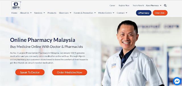 Alpro lancar perkhidmatan e-farmasi untuk meneruskan pemberian ubat-ubatan secara selamat di tempoh PKP