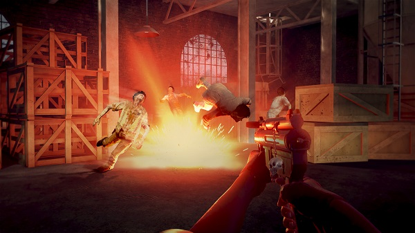 Free Download The Walking Dead Onslaught