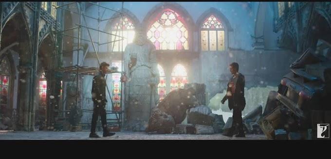 Hrithik Roshan और Tiger Shroff अपकमिंग मूवी War का Trailer हुआं जारी