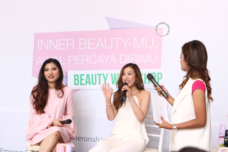 Beauty Workshop Emeron x FaceToFeet