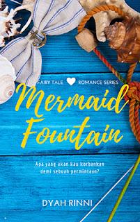 [Blogtour] Mermaid Fountain - Dyah Rinni