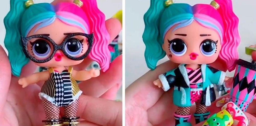 Кукла Tricksta B.B. адвент календарь Лол Сюрприз 2020 года