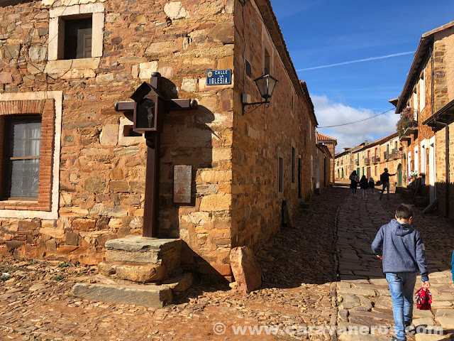 Castrillo de los Polvazares | León en autocaravana