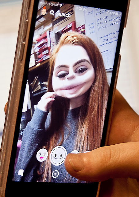 Ellie On SnapChat