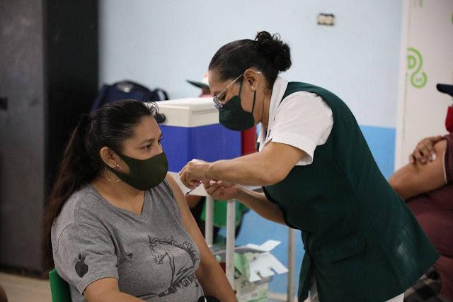 Secretaría de Salud llama a mantener medidas sanitarias: lavado frecuente de manos, uso correcto de cubrebocas y sana distancia.