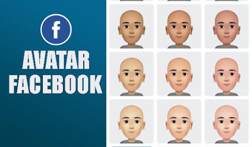 Cara Membuat Avatar Di Facebook Yang Sedang Viral
